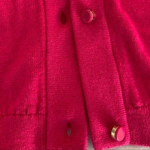 kate spade Sweaters - Kate Spade Pink Cardigan